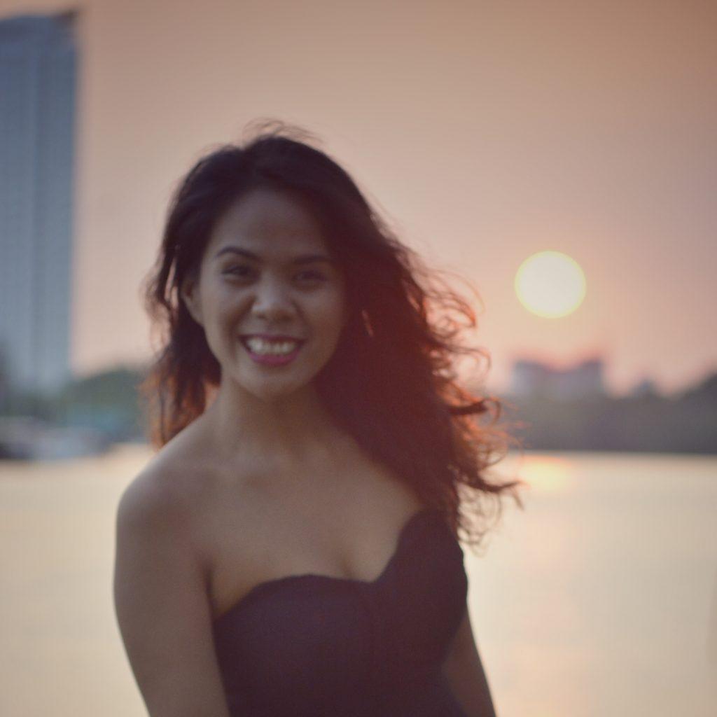 Cielo, The Cancer Voice Asia, Author & Advocate
