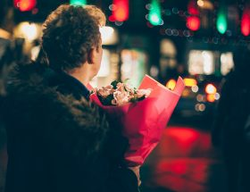 Valentine's Gift To A Sick Loved One. Photo by Clem Onojeghuo on Unsplash.
