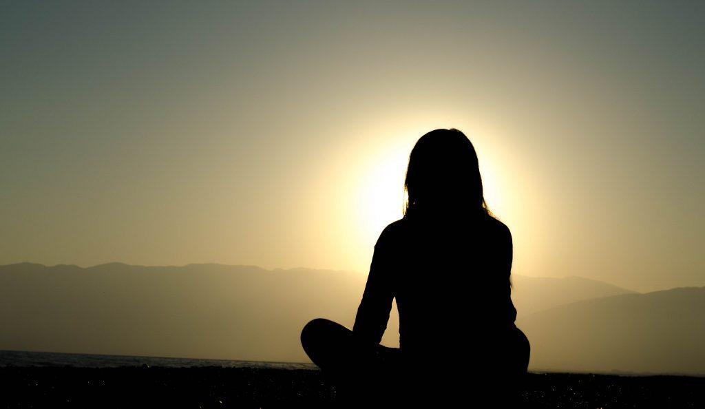 "alt=""Meditate. Photo by Dingzeyu Li on Unsplash"""