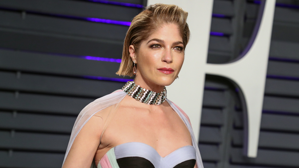 There's No Tragedy For Selma Blair